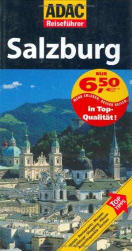 9783899054989: ADAC Reiseführer Salzburg
