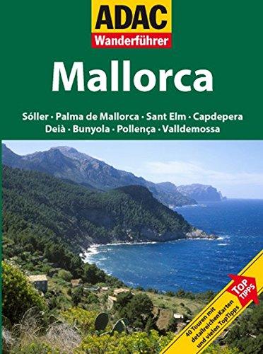 9783899057324: ADAC Wanderfuehrer Mallorca