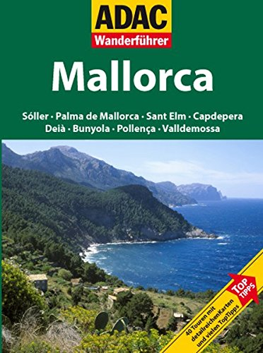 9783899057324: ADAC Wanderf�hrer Mallorca