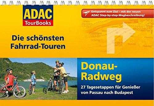 9783899057546: ADAC TourBooks Donau-Radweg: Die schönsten Fahrrad-Touren