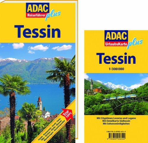 9783899057898: ADAC Reisef�hrer plus Tessin