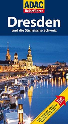 9783899058703: ADAC Reiseführer Dresden