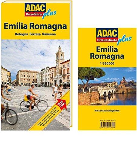 9783899058901: ADAC Reiseführer plus Emilia Romagna: Bologna. Ferrara. Ravenna