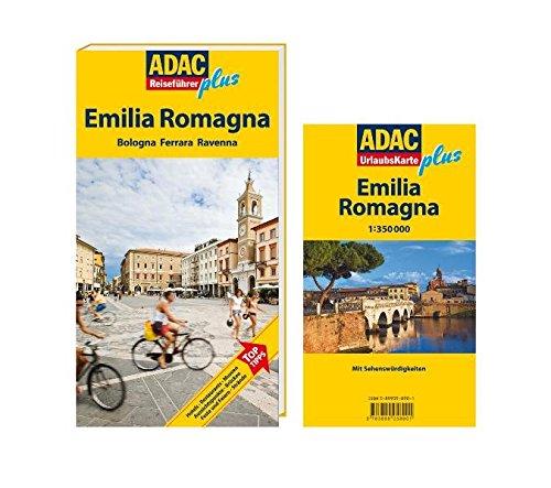 9783899059045: ADAC Reiseführer plus Emilia Romagna