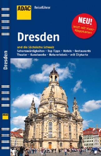 9783899059434: ADAC Reiseführer Dresden