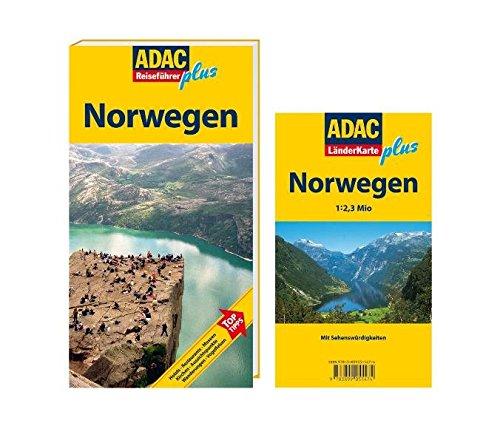9783899059939: ADAC Reisef�hrer plus  Norwegen