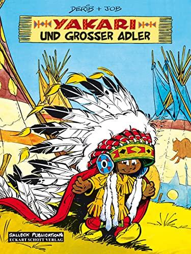 9783899082906: Yakari 01: Yakari und Großer Adler