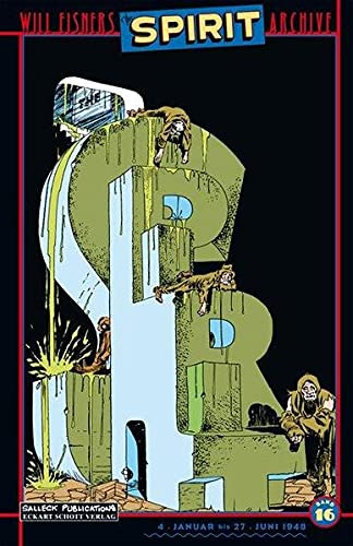 Will Eisners Spirit Archive 16: Will Eisner