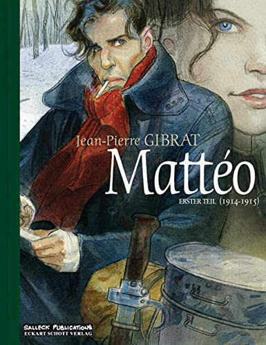 Mattéo 01 Vorzugsausgabe: Jean-Pierre Gibrat