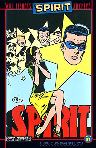 Will Eisners Spirit Archive 11 Vorzugsausgabe: Will Eisner