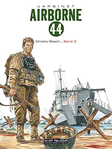 9783899084832: Airborne 44 Bd. 03. Omaha Beach: Doppelband