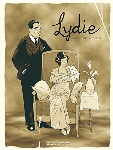 Lydie, Vorzugsausgabe: Zidrou, Lafebre, Jordi,