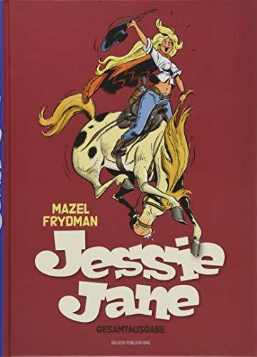 Jessie Jane Gesamtausgabe: Frydman, Gerald