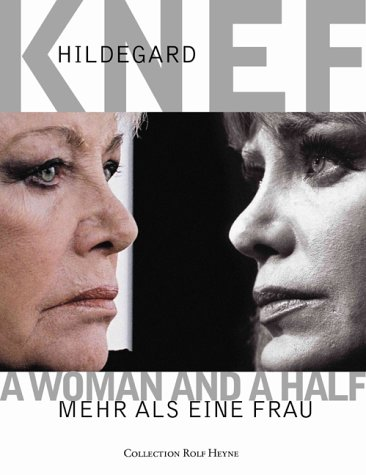 9783899102055: Hildegard Knef.