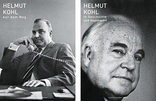 9783899104622: Helmut Kohl. limitierte Luxusedition: I. In Geschichte und Gegenwart/II. Auf dem Weg