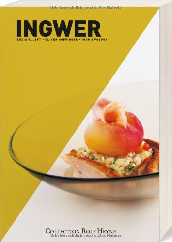 9783899105780: Ingwer: Die andere kulinarische Bibliothek