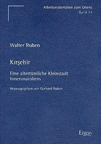 Kirsehir: Walter Ruben