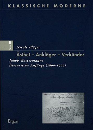 9783899135848: -sthet - AnklSger - Verknnder