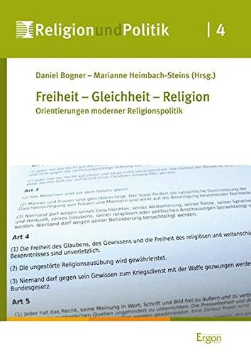 Freiheit - Gleichheit - Religion: Daniel Bogner