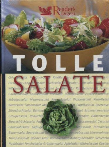 9783899152425: Tolle Salate