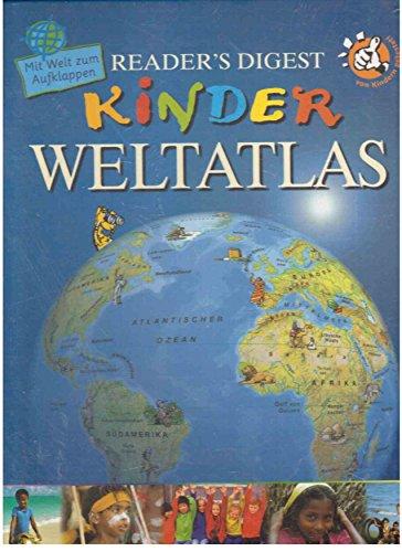 9783899152951: Reader's Digest Kinder Weltatlas