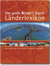 9783899154290: Das große Reader's Digest Länderlexikon: Alle Länder der Erde kennen - erleben - verstehen