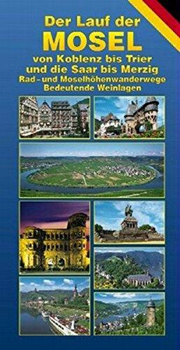 9783899170979: Mosellauf.: Von Trier bis Koblenz und dem Saartal.