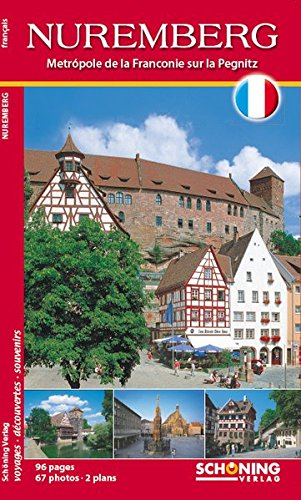 9783899172614: Nürnberg: Guide de la ville