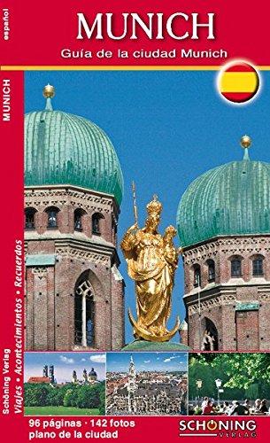 9783899173123: Munich: Guia de la ciudad Munich