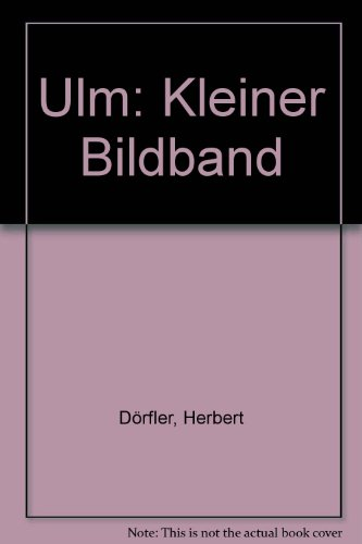 "Ulm (_NZ): D""rfler, Herbert"