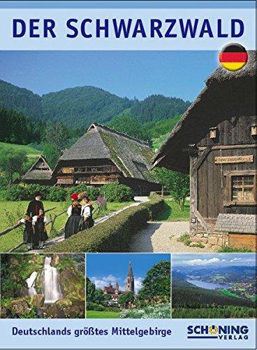 9783899175295: Der Schwarzwald: Deutschlands gr��tes Mittelgebirge