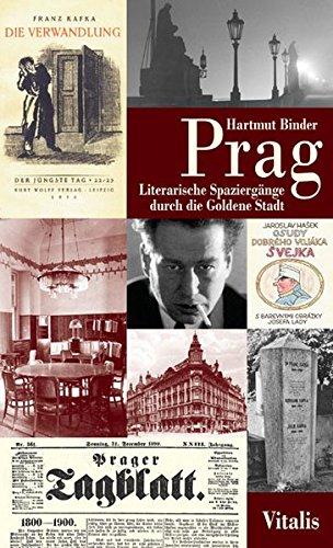 9783899191233: Prag: Literarische Spaziergänge durch die goldene Stadt