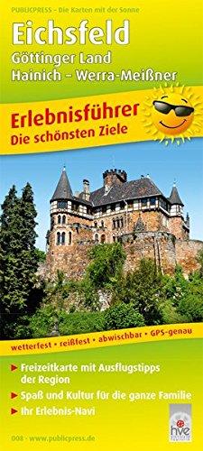 Erlebnisführer Eichsfeld - Göttinger Land - Hainich