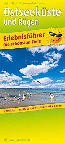 9783899200454: Rügen und Ostseeküste Erlebnisführer 1 : 160 000