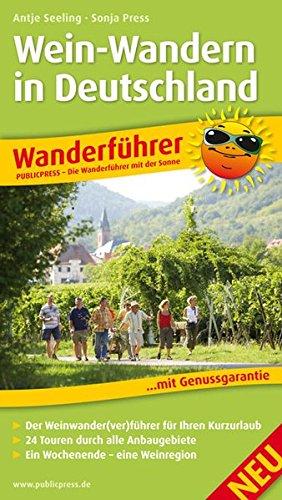 9783899208207: Wanderführer Wein-Wandern in Deutschland