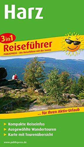 9783899209983: Reisef�hrer Harz: F�r Ihren Aktiv-Urlaub, 3in1, kompakte Reiseinfos, ausgew�hlte Wandertouren, �bersichtlicher Kartenatlas