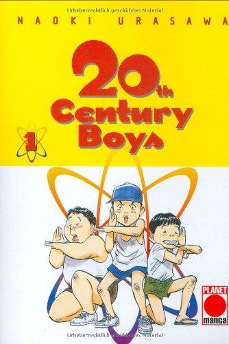 9783899211528: 20th Century Boys 01.