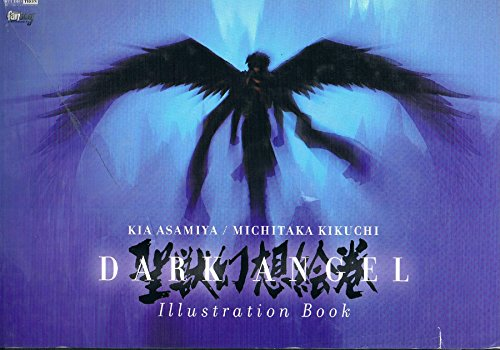 9783899212235: Dark Angel - Illustration Book