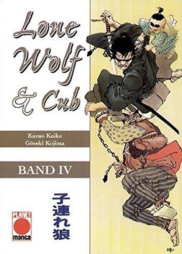 9783899214536: Lone Wolf & Cub