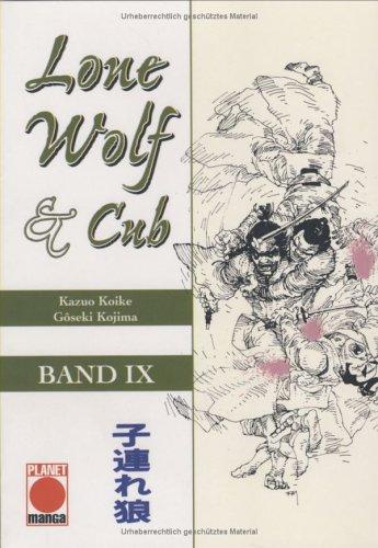 9783899216806: Lone Wolf und Cub 09