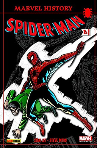 Marvel History: Spider-Man, Band 1.