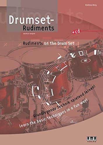 9783899220094: Rudiments on the Drumset