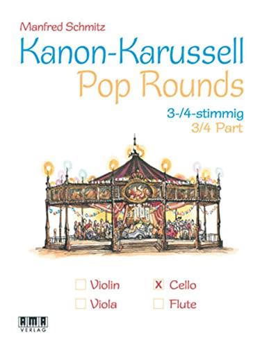 9783899220452: Kanon-Karussell: Cello