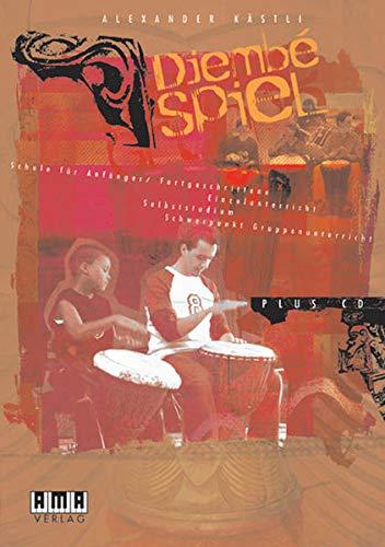 9783899220827: Djembé-Spiel, m. Audio-CD