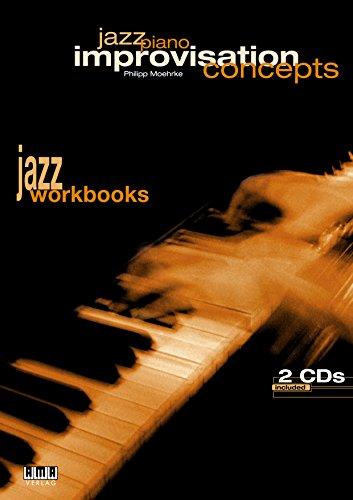 9783899221183: Jazz Piano - Improvisation Concepts (Jazz Piano Concepts)