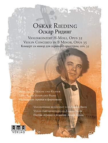 9783899221268: Zakhar Bron - Oskar Rieding