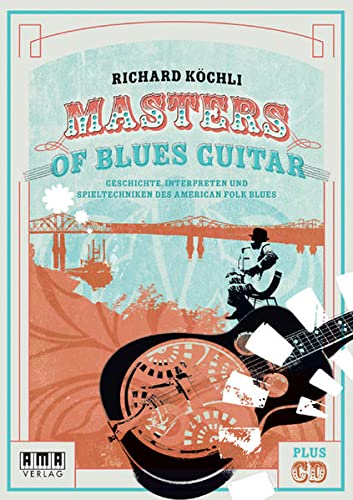 9783899221381: Masters of Blues Guitar