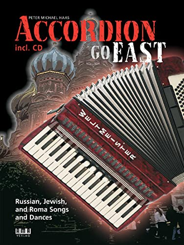 9783899221596: Accordion Go East