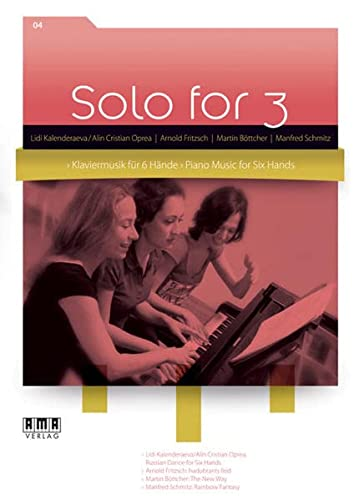 Solo for 3: Arnold Fritzsch