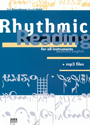 9783899221725: Rhythmic Reading: for all instruments